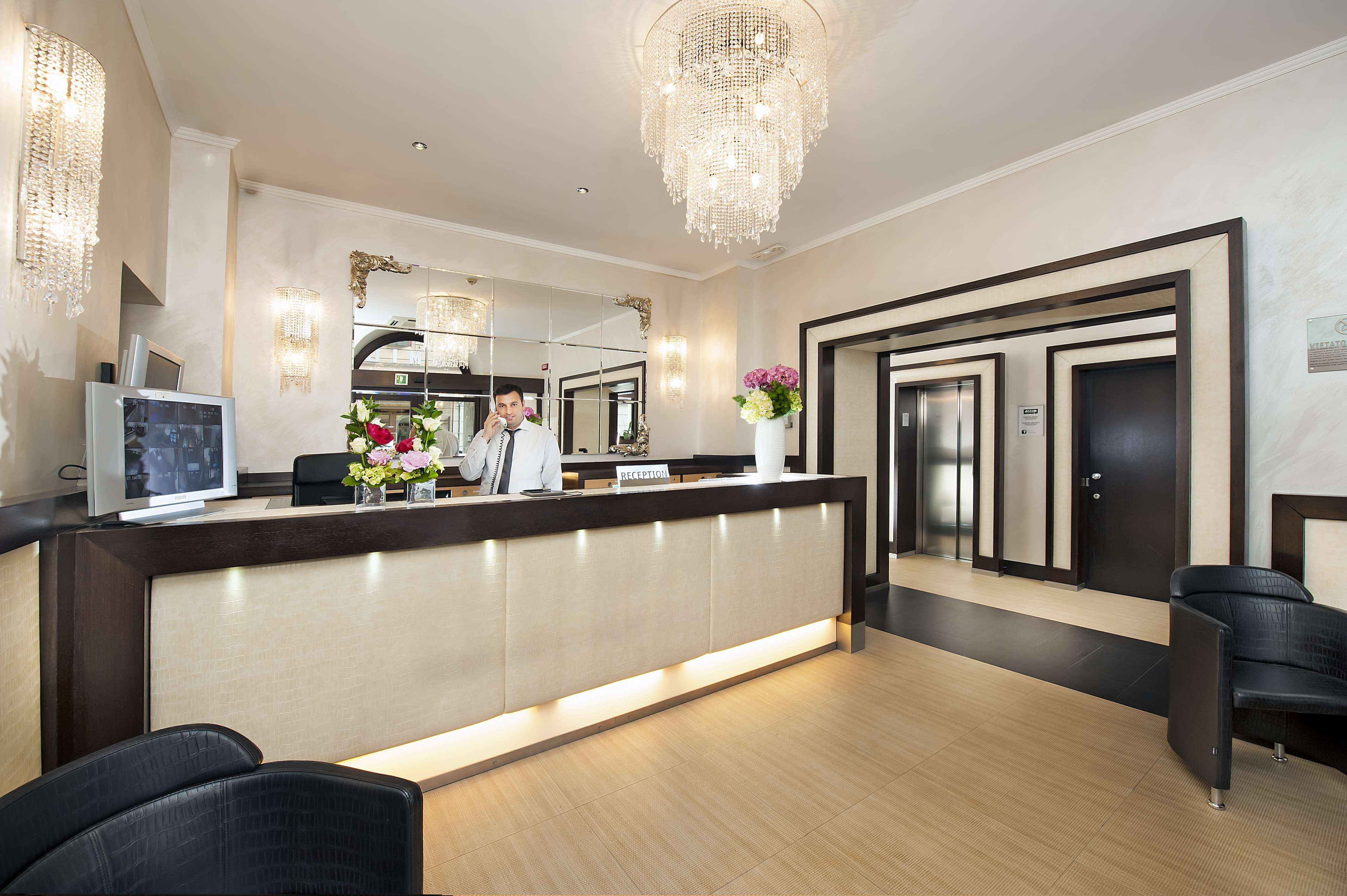 Leonardi Hotels - Hotels in Rome | Hotels in the centre of
